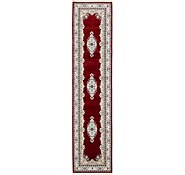 Link to 90cm x 395cm Nain Design Runner Rug