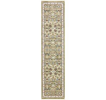 91x396 Tabriz Design Rug