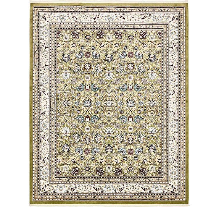 8' x 10' Tabriz Design Rug