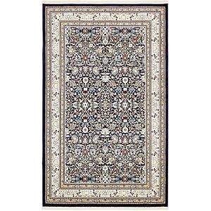 152cm x 245cm Tabriz Design Rug
