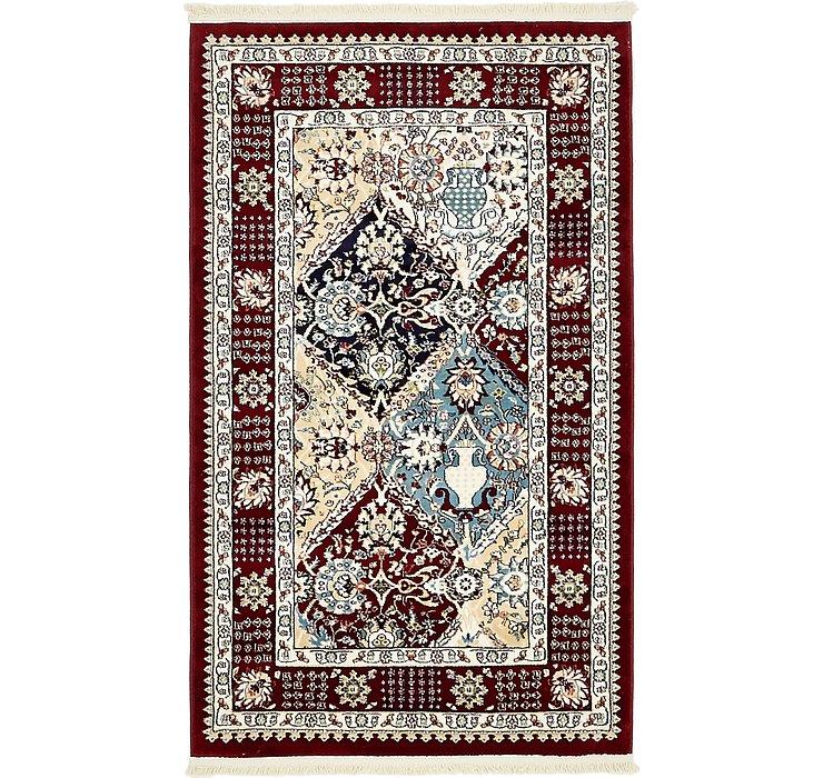 3' x 5' Tabriz Design Rug