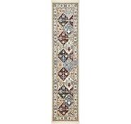 Link to 90cm x 395cm Tabriz Design Runner Rug