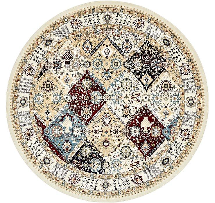 10' x 10' Shahmir Round Rug