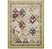 Link to 13' x 19' 8 Tabriz Design Rug