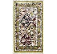 Link to 3' x 5' Tabriz Design Rug