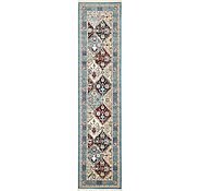 Link to 90cm x 395cm Tabriz Design Runner Rug