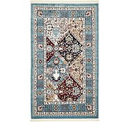 Link to 3' x 5' Tabriz Design Rug