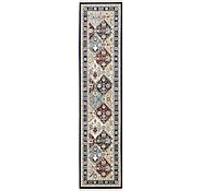 Link to 3' x 13' Tabriz Design Runner Rug
