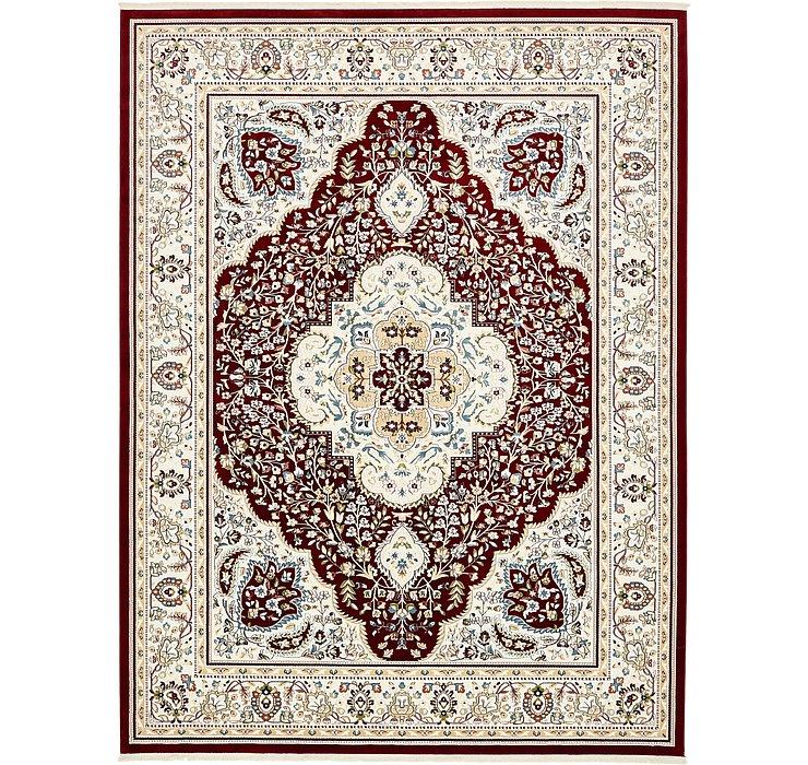 10' x 13' Tabriz Design Rug