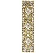 Link to 3' x 13' Tabriz Design Runner Rug