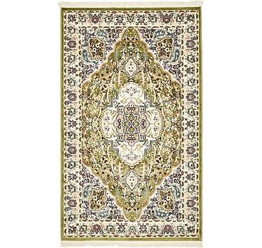 91x152 Tabriz Design Rug