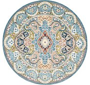 Link to 10' x 10' Nain Design Round Rug