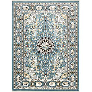 395cm x 600cm Tabriz Design Rug