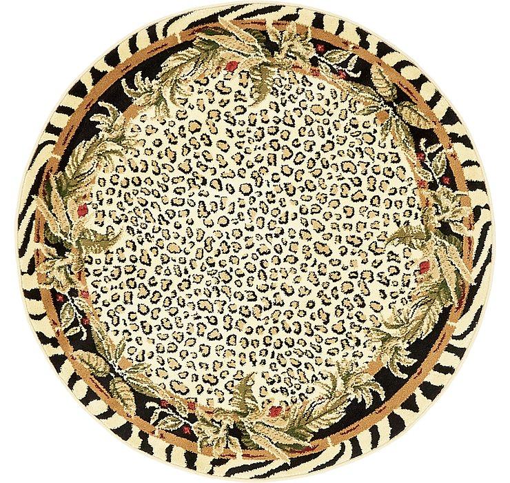 4' x 4' Savannah Round Rug