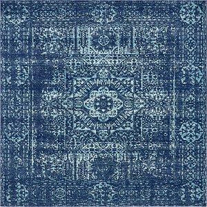 Unique Loom 8' 4 x 8' 4 Tradition Square Rug