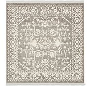 Link to Unique Loom 4' x 4' New Classical Square Rug