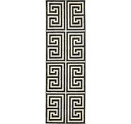 Link to 60cm x 183cm Greek Key Runner Rug