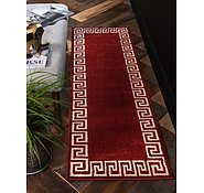Link to 60cm x 185cm Greek Key Runner Rug
