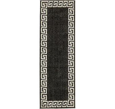 61x183 Greek Key Rug