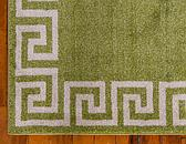 8' x 8' Greek Key Square Rug thumbnail image 8
