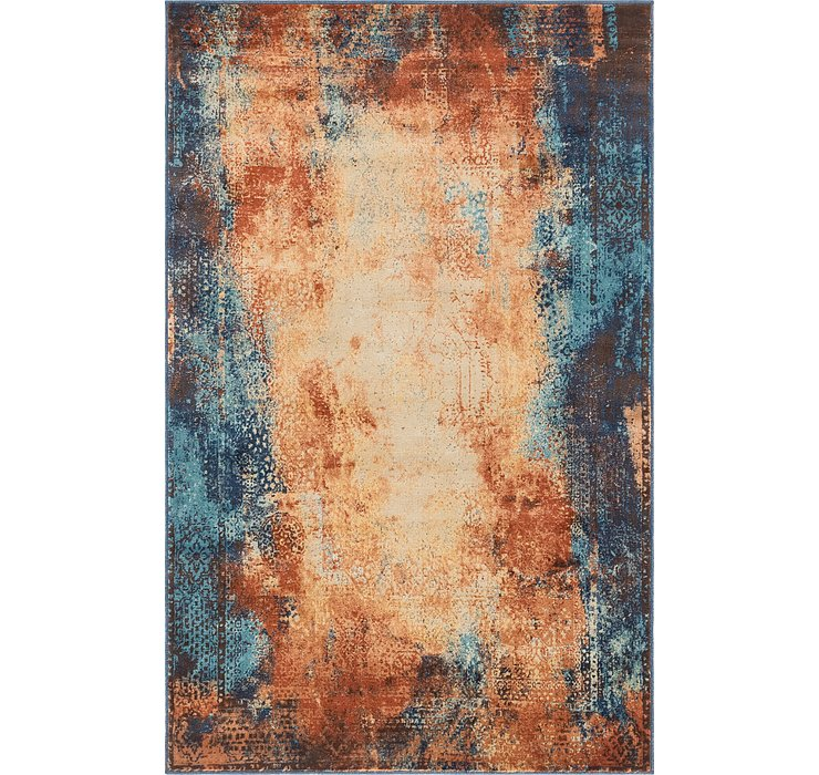 5' x 8' Ethereal Rug