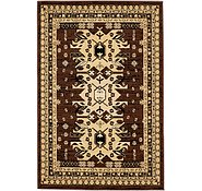 Link to 4' x 6' Heriz Design Rug
