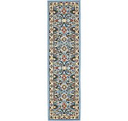 Link to 2' 2 x 8' 2 Isfahan Design Runner Rug