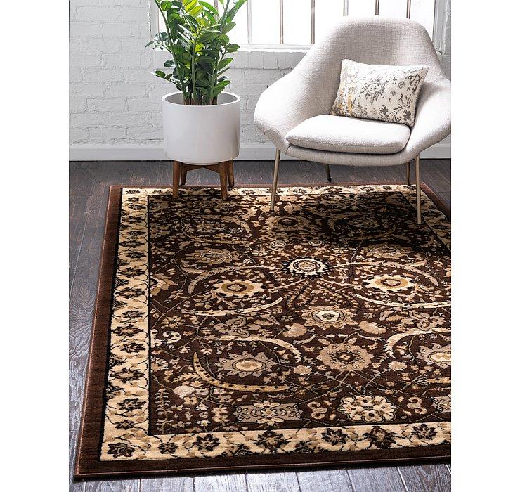 183cm x 275cm Isfahan Design Rug