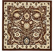 Link to 8' x 8' Isfahan Design Square Rug