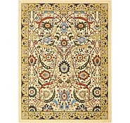 Link to 9' x 12' Isfahan Design Rug
