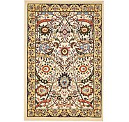 Link to 4' x 6' Isfahan Design Rug