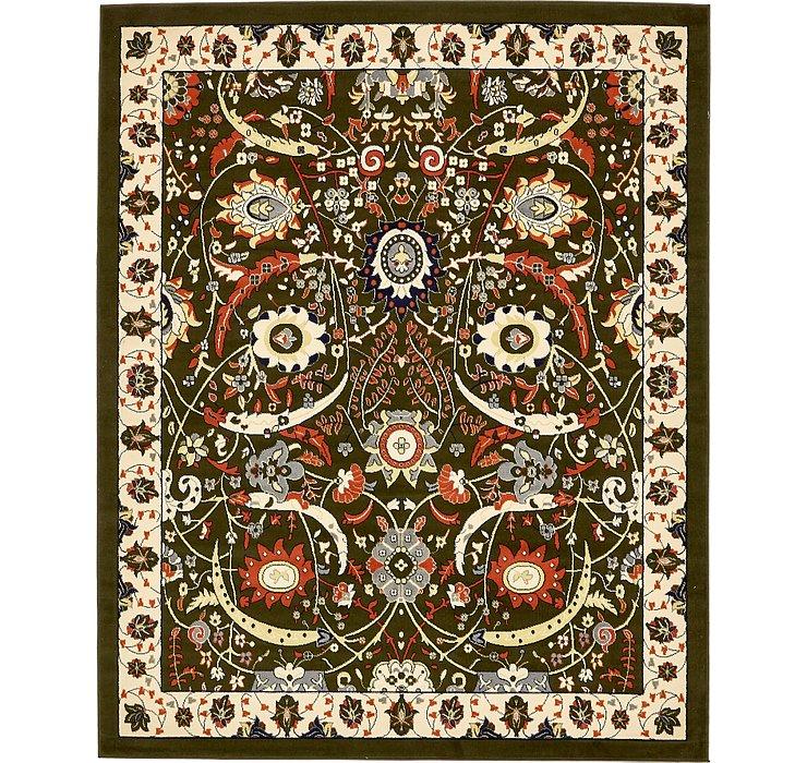 8' x 10' Isfahan Design Rug