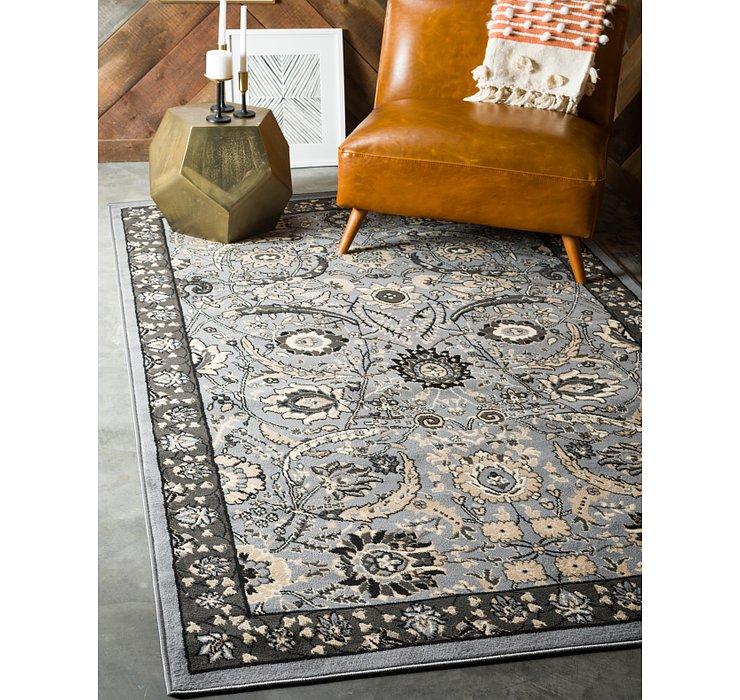 213cm x 305cm Isfahan Design Rug