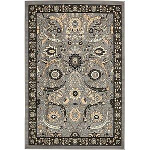6' x 9' Isfahan Design Rug