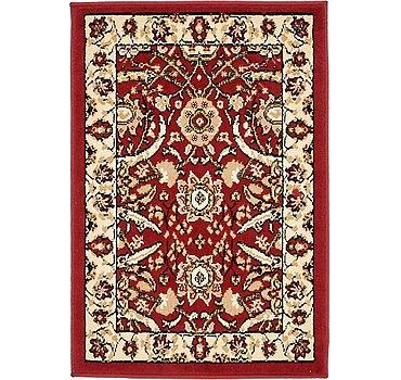 66x94 Isfahan Design Rug