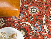 9' x 12' Isfahan Design Rug thumbnail image 5