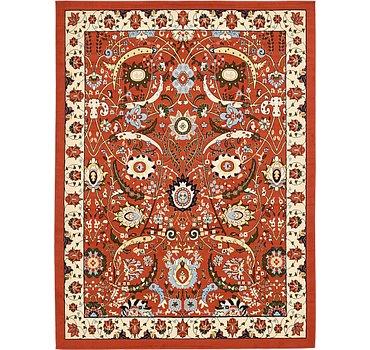 274x366 Isfahan Design Rug