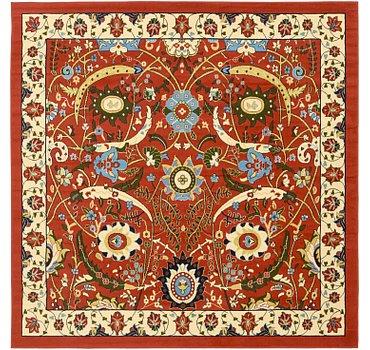 244x244 Isfahan Design Rug