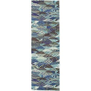 Unique Loom 2' 2 x 6' 7 Sedona Runner Rug