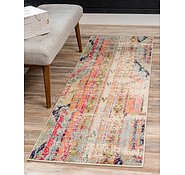 Link to Unique Loom 2' 7 x 10' Sedona Runner Rug