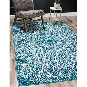 Unique Loom 5' x 8' Sofia Rug