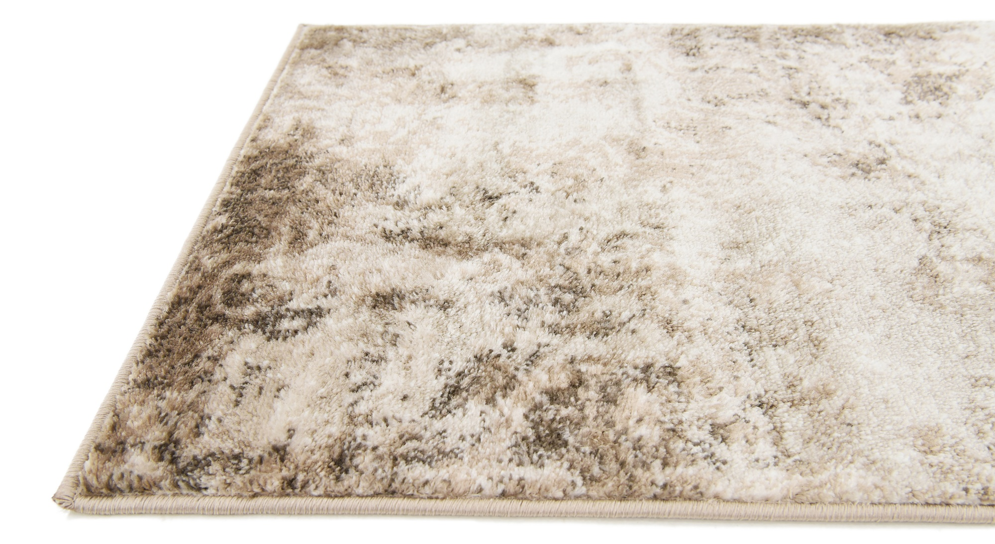 Vintage style transitional area rug modern faded carpet for Vintage style area rugs