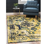 Link to Unique Loom 4' x 6' Sofia Rug