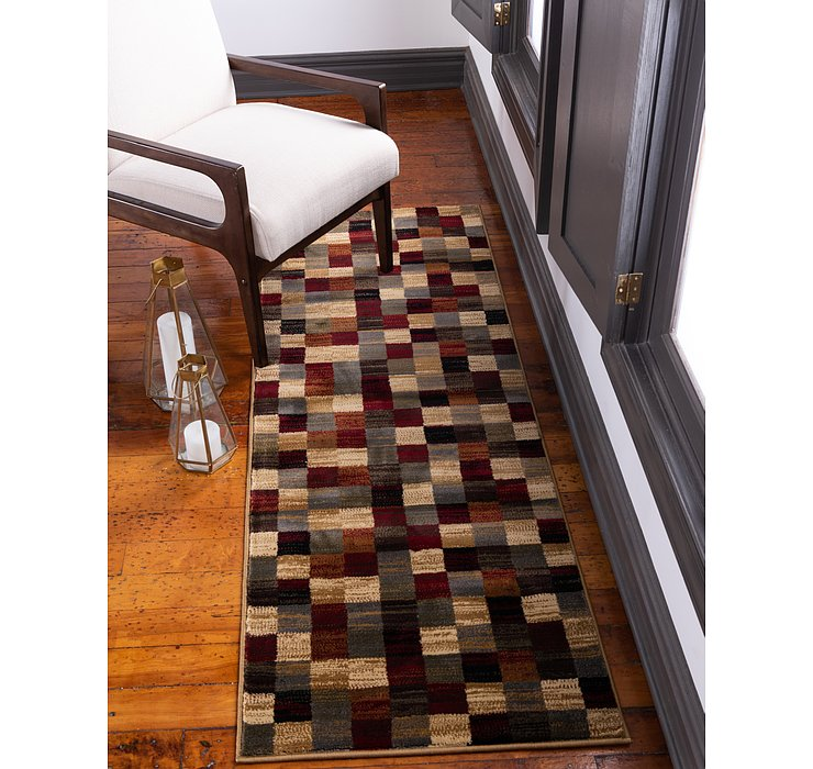 Multi Cafe Runner Rug