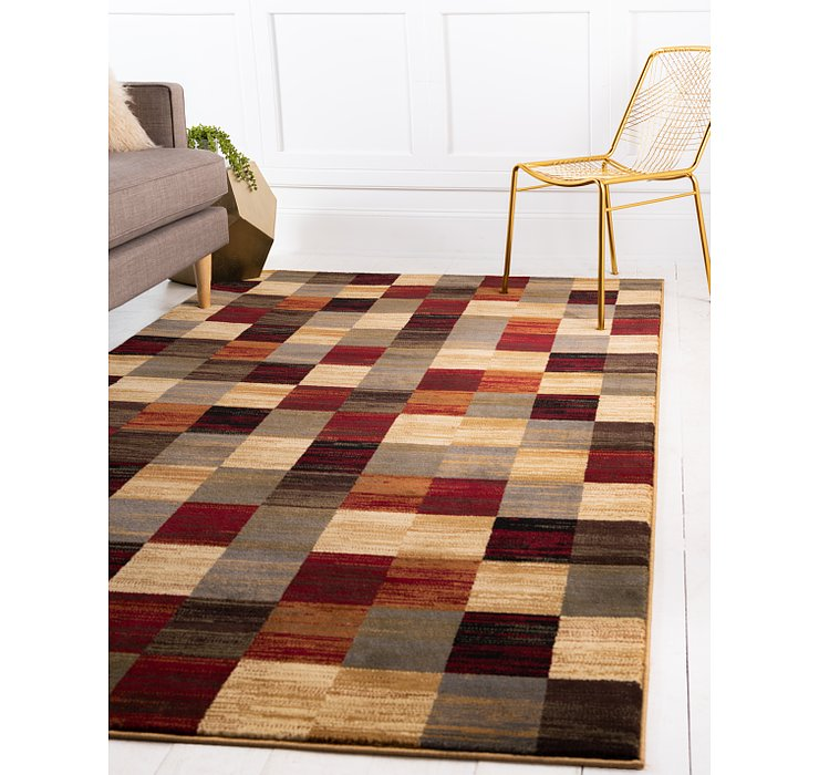 8' x 10' Coffee Shop Rug