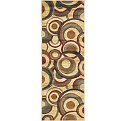 Link to 2' 2 x 6' Coffee Shop Runner Rug