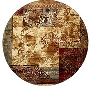 Link to 8' x 8' Coffee Shop Round Rug