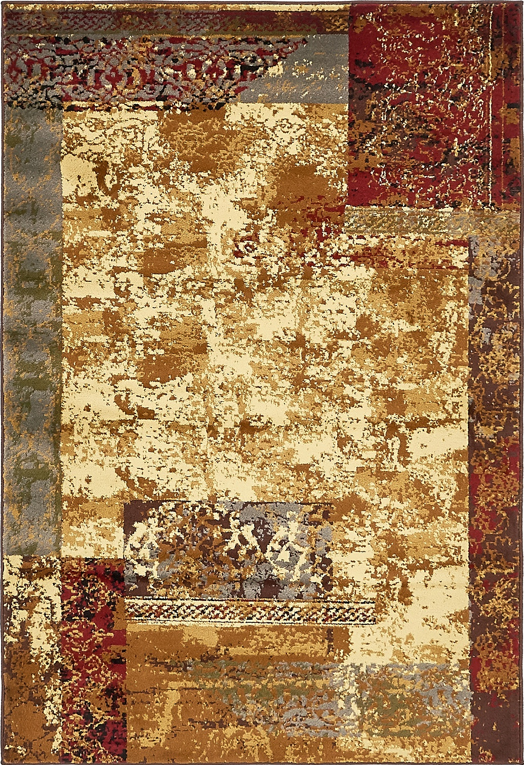 contemporary home offices designs with rugs floor | Modern Contemporary All Décor Floor Rugs Multi Camden Area ...