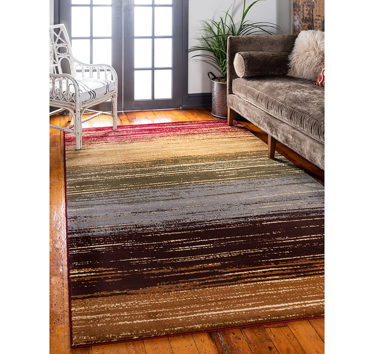 4' x 6' Coffee Shop Rug
