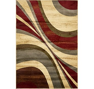 122x183 Coffee Shop Rug